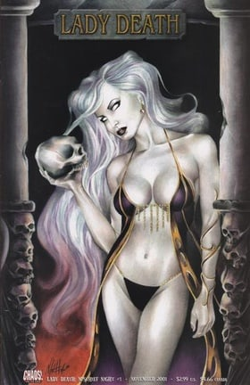 Lady Death: Mischief Night