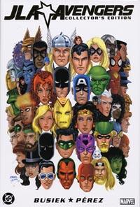 JLA/Avengers: The Collector's Edition