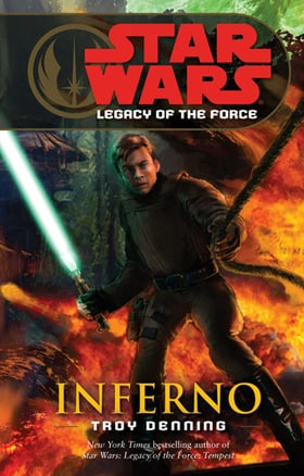 Star Wars: Legacy of the Force 6 - Inferno