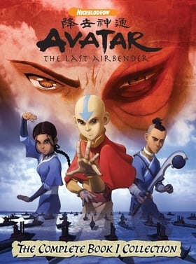 Avatar - The Last Airbender: The Complete Book 1 Collection