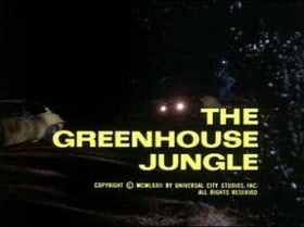 Columbo: The Greenhouse Jungle