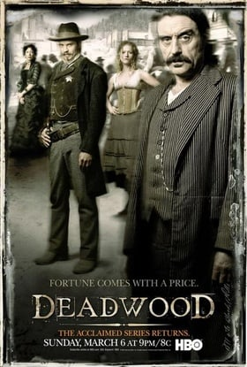 Deadwood                                  (2004-2006)