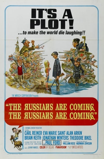 The Russians Are Coming, the Russians Are Coming (1966)