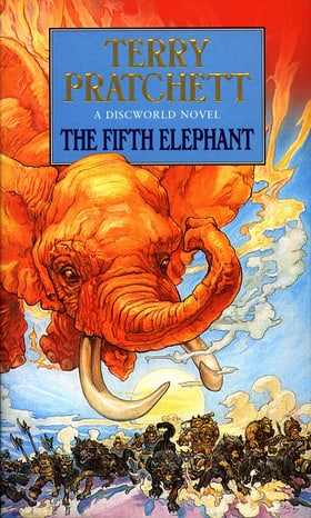 The Fifth Elephant (Discworld Novel)