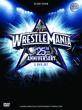 Wrestlemania 25 with Mini Encyclopedia [DVD] [2009]