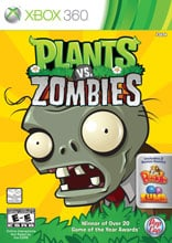 Plants Vs. Zombies - Xbox 360