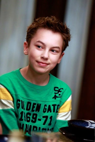 Jude - The Fosters