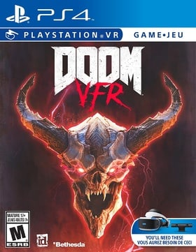 Doom VFR PS4 - VFR Edition