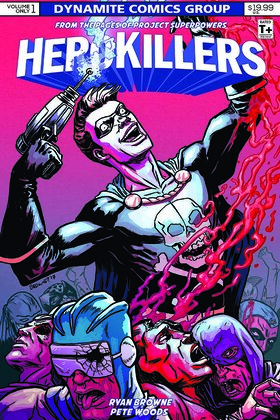Project Superpowers: Hero Killers TPB