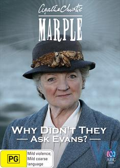 """""""Agatha Christie's Marple"""" Why Didn't They Ask Evans?"""