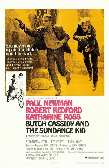Butch Cassidy and the Sundance Kid (1969)