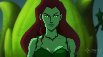 Poison Ivy - Batman Hush