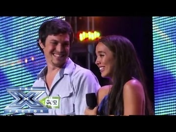 Alex and Sierra - Toxic - X Factor USA