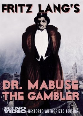 Dr. Mabuse: The Gambler