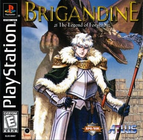 Brigandine: Legend of Forsena