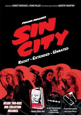 Sin City - Recut - Extended - Unrated (Two-Disc Collector's Edition)