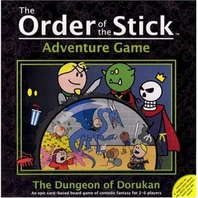 Order of The Stick Adventure Game: The Dungeon of Durokan