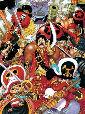 One Piece Film Z (Movie 12) (2012)