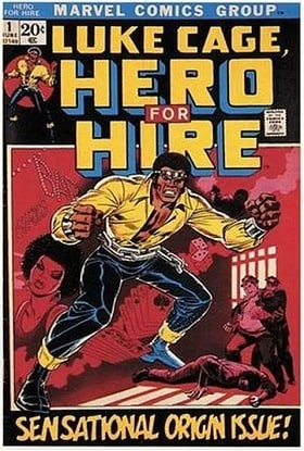 Luke Cage, Hero for Hire #1 (Luke Cage, Hero for Hire, Volume 1)