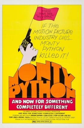 And Now for Something Completely Different (1971)