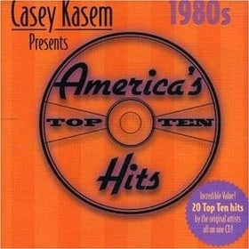 Casey Kasem: America's Top Ten Hits - 1980s