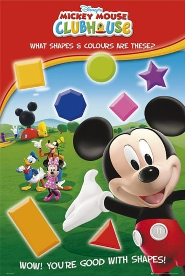 Mickey Mouse Clubhouse                                  (2006- )