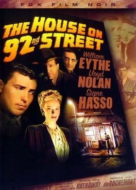 The House on 92nd Street (Fox Film Noir)