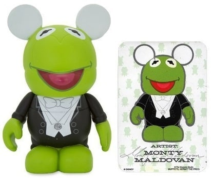 The Muppets Vinylmation Series 1: Kermit the Frog 55th Anniversary