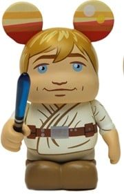 Star Wars Vinylmation Series 2: Luke Skywalker