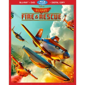 Planes 2: Fire and Rescue  [Region Free]