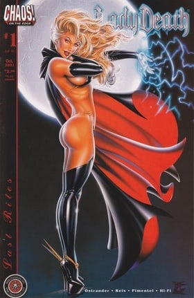 Lady Death: Last Rites