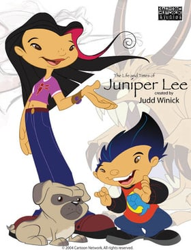 The Life and Times of Juniper Lee                                  (2005-2007)