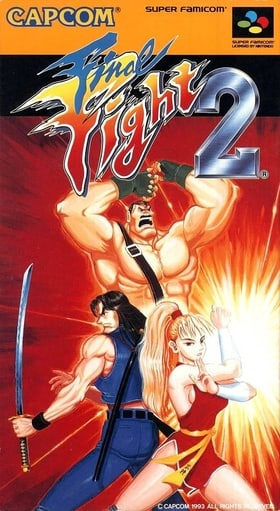 Final Fight 2 (JP)