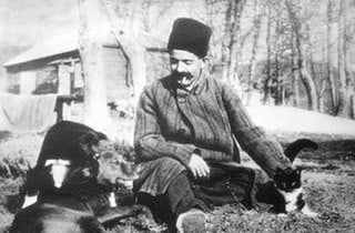 George Ivanovich Gurdjieff pictures and photos