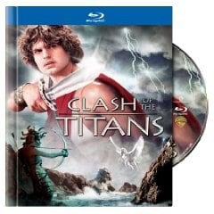 Clash of the Titans (Blu-ray Book Packaging)