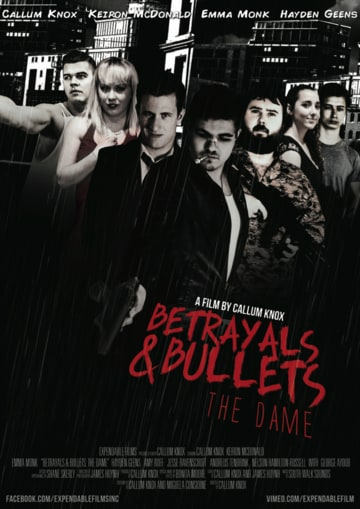 Betrayals & Bullets: The Dame