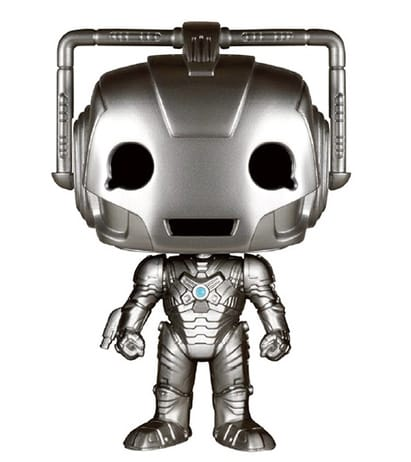 Doctor Who Pop! Vinyl: Cyberman